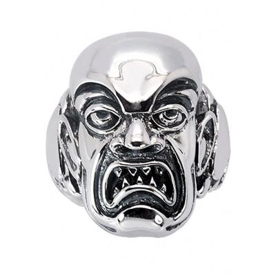 Rob Zombie: Phantom Creep - Sterling Silver Ring Size 11
