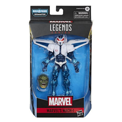Marvel Legends Mach-I 6 Inch Action Figuur