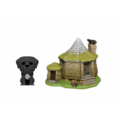 POP Town: HP - Hagrid's Hut w/ Fang