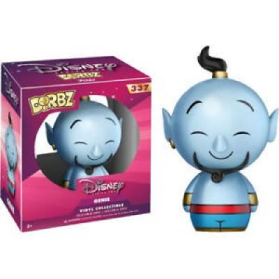Aladdin - Genie Metallic US Exclusive Dorbz Figure