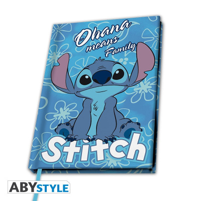 Disney - A5 Notebook Lilo & Stitch - Stitch