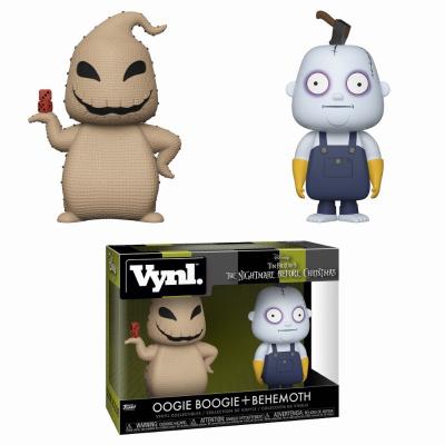 Vynl: Nightmare Before Christmas - Boogie and Behemoth