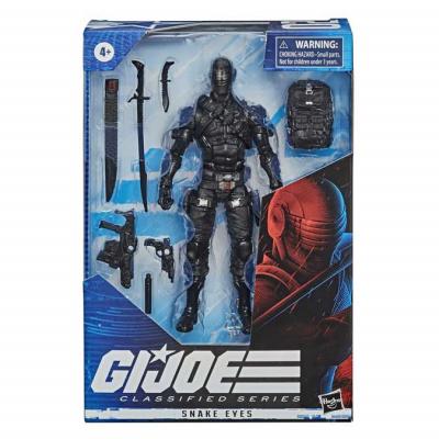 G.I. Joe Classified Serie Snake eyes