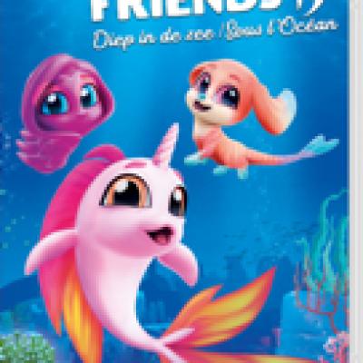 Fantasy Friends: Diep in de zee - NS