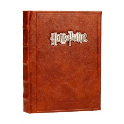 Harry Potter: Relief Logo Notebook
