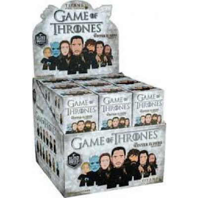 Game Of Thrones Winter Is Here Titan Mini-Figures