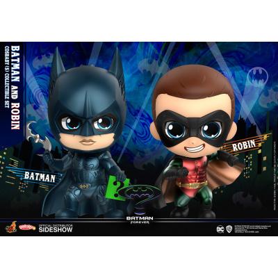DC Comics: Batman Forever - Batman and Robin Cosbaby Set