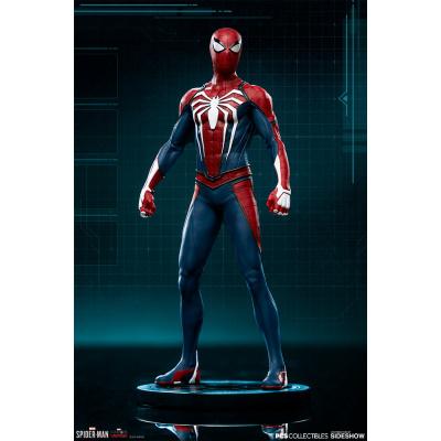 Marvel: Spider-Man Game - Spider-Man Advanced Suit 1:10 Scale Statue