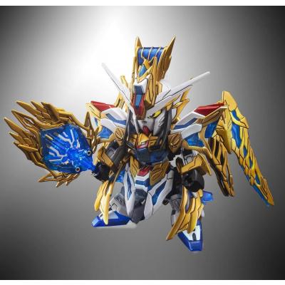 Gundam: SD Sangoku Soketsuden Zhuge Liang Freedom Gundam Model Kit
