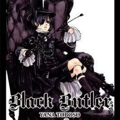BLACK BUTLER GN VOL 06 NEW PTG