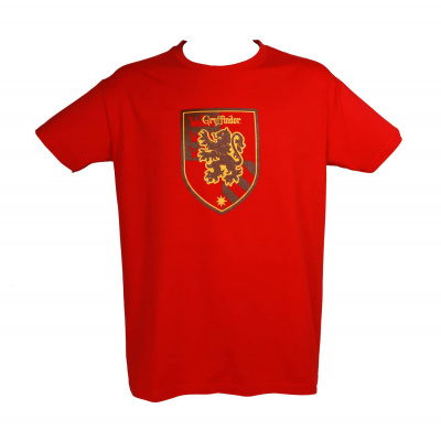 Harry Potter: Gryffindor Red T-Shirt