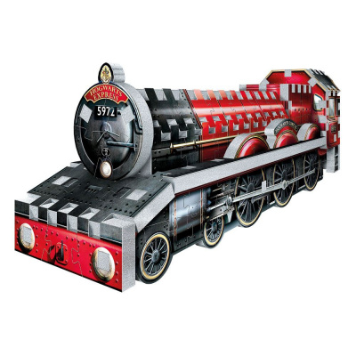 Harry Potter - Hogwarts Express - 155 pieces - puzzle 3D Wrebbit