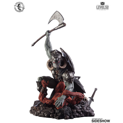 Frank Frazetta: Death Dealer 1:6 Scale Statue