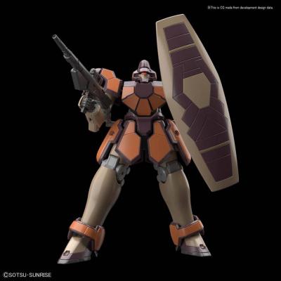 GUNDAM - MODEL KIT - HG 1/144 - MAGANAC