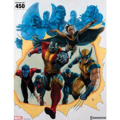 Marvel: Giant-Size X-Men Unframed Art Print