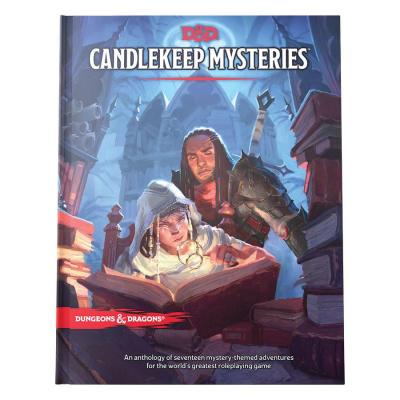 Dungeons & Dragons RPG Adventure Candlekeep Mysteries