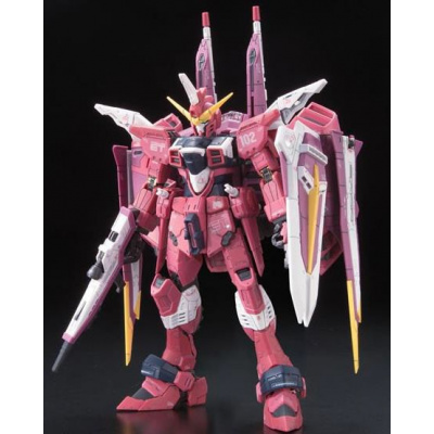 Gundam: Real Grade - Justice Gundam 1:144 Model Kit