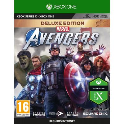 Marvel's Avengers - Deluxe Edition (Xbox Series X/Xbox One)