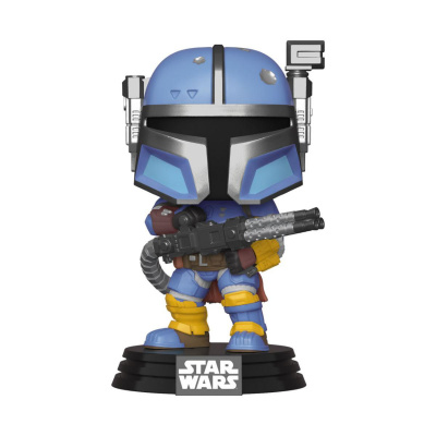 Funko POP: Star Wars: The Mandalorian: Heavy Infantry Mandaloria