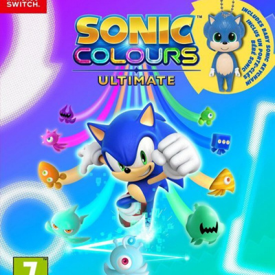 Sonic Colours Ultimate nintendo switch Day One Edition
