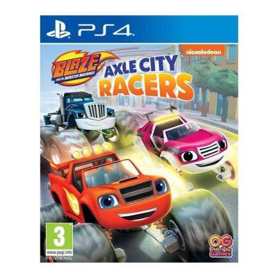 Blaze - Axle City Racers PS4