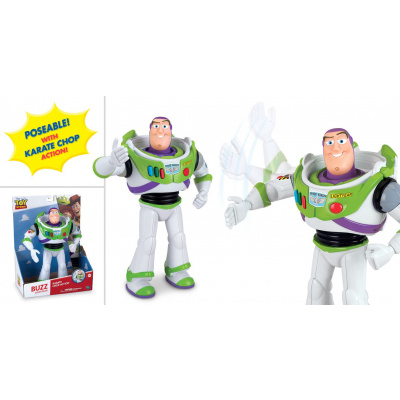 Disney: Toy Story - Karate Buzz 30 cm