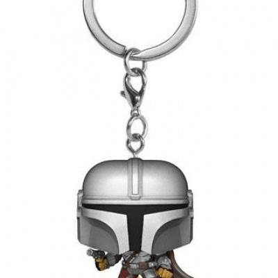 Star Wars The Mandalorian Pocket POP!The Mandalorian keychain