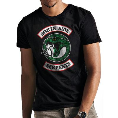 Riverdale - Southside Serpant - Unisex T-Shirt - Black
