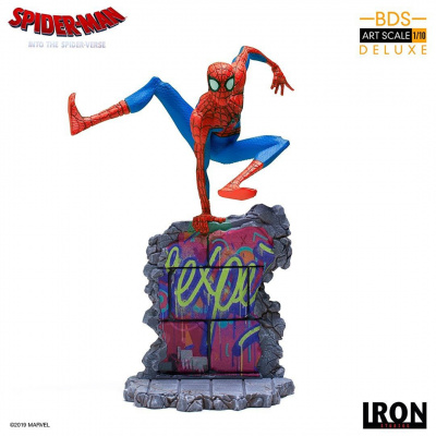 Marvel: Into the Spider-Verse - Peter B. Parker 1:10 scale Statue