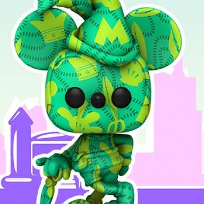 POP Artist Series: Mickey- Brave Little Tailor