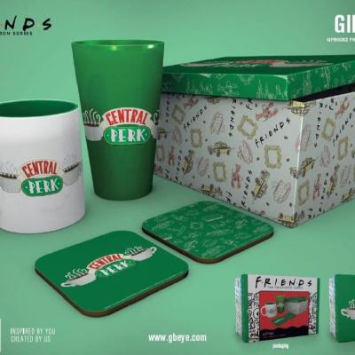 Friends Central Perk Gift Box