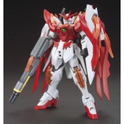 Gundam: High Grade - Wing Gundam Zero Honoo 1:144 Model Kit