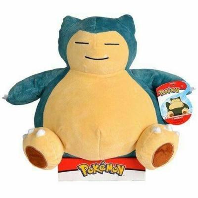 Pokémon Plush - Snorlax 30cm