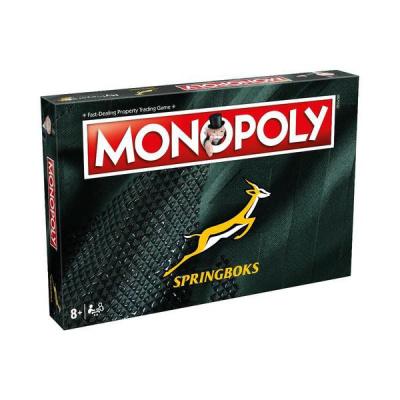 Springboks Monopoly Board Game