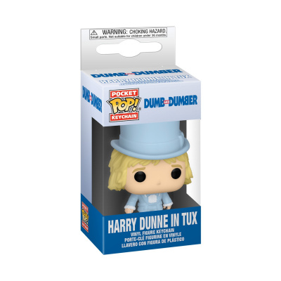 Pocket Pop! Keychain: Dumb and Dumber - Harry in Tux