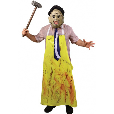 The Texas Chainsaw Massacre: Leatherface - Adult Costume