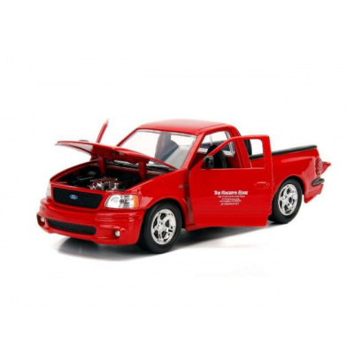 Fast and Furious: Brians Ford F-150 SVT Lightning Red 1:24