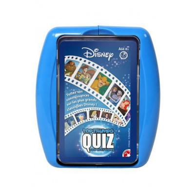 Disney jeu de cartes Top Trumps Quiz *FRANCAIS*