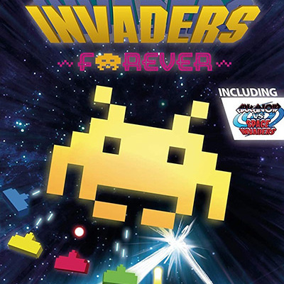 NSW Space Invaders Forever