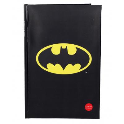 DC Comics: Batman Big Notebook with Light