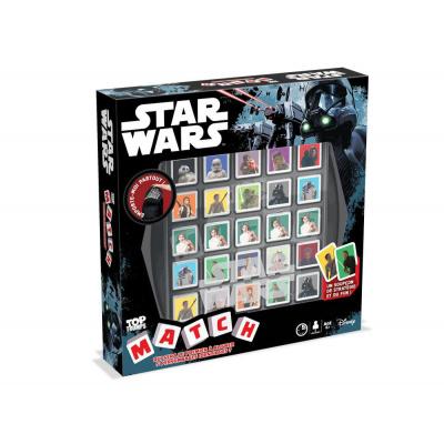 Star Wars jeu de stratégie Top Trumps Match *FRANCAIS*