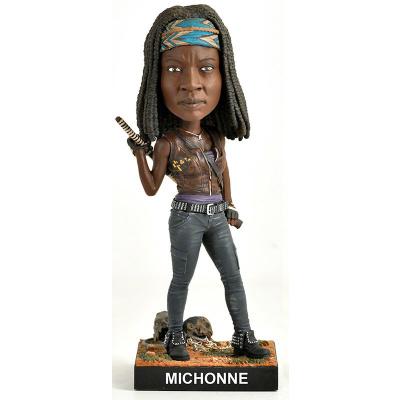 The Walking Dead: Michonne Bobblehead