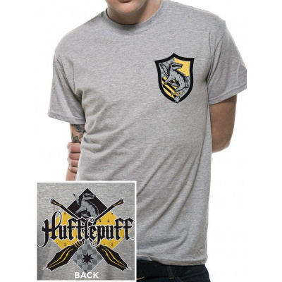Harry Potter Men T-Shirt House Hufflepuff
