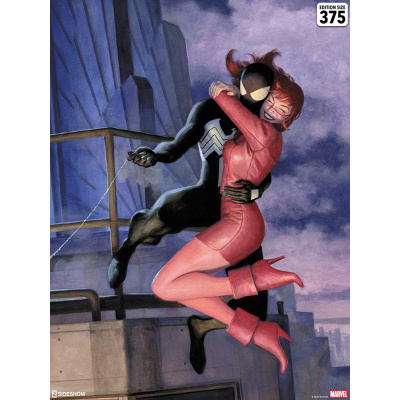 Marvel: The Amazing Spider-Man - One Moment in Time Unframed Art Print