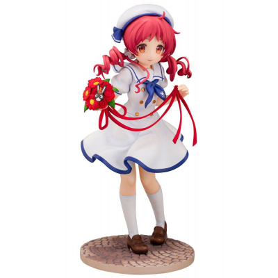 Is the Order a Rabbit statue PVC 1/7 Megu (Summer Uniform) 21 cm