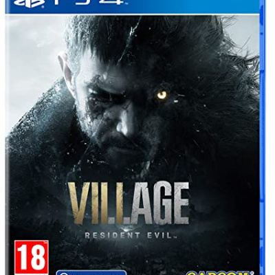 Resident Evil VIIIage (PS4)