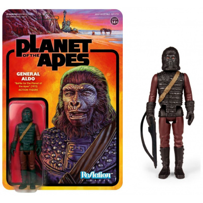 Planet of the Apes: General Aldo 3.75 inch Action Figure