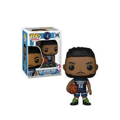 Karl-Anthony Towns 39 - NBA - Timberwolves - Funko POP