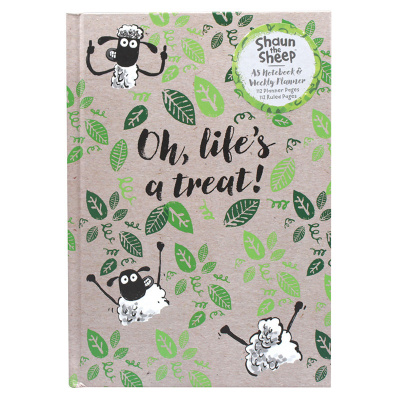 Shaun the Sheep: A5 Weekly Planner