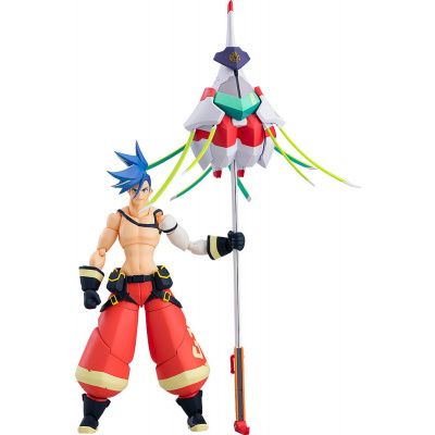 Promare: Galo Thymos Figma